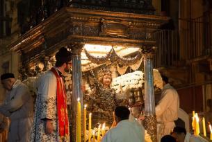 Circuito por Sicilia especial Santa Águeda (8 días)