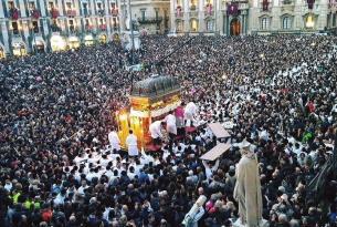 Circuito de Sicilia: Fiesta de Santa Águeda