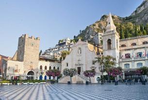 Circuito por Sicilia 10 Días itinerario Catania-Taormina