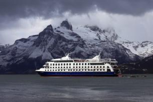 Argentina y Chile con Crucero Australis - Exploradores de la Patagonia