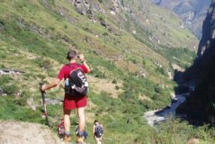 Nepal -  Trekking tour de los Annapurnas 17 días - Salidas en grupo