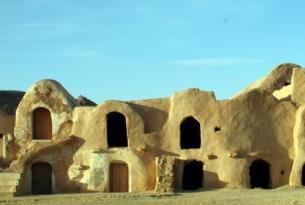 Túnez -  El sur de Túnez: Por las rutas de la historia y del desierto - Especial temático Observatorio Astronómico Garraf. Fin d