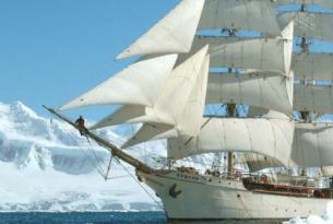 Antartida -  Península Antártica y Shetland del Sur en velero clásico - A bordo del bergantín EUROPA