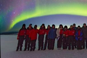 Finlandia -  Auroras Boreales en Saariselka con Juan Carlos Casado - Salidas 15 y 22 de Marzo