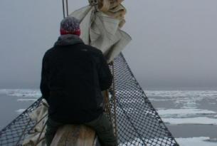 Islas Svalbard -  Observación de Auroras Boreales en Spitsbergen y Feroe - A bordo del velero Noorderlicht. De Septiembre a Novi