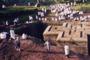 Etiopia -  Ruta histórica y Pascua en Lalibela - Salida especial 12 de abril