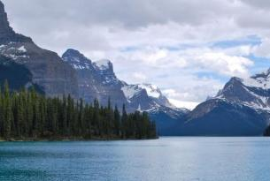 Canadá -  Senderismo y canoas en las Rocosas - Salidas en grupos multinacionales