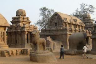 India -  El Sur. Estados de Tamil Nadu y  Kerala  - Salidas de JUL a NOV