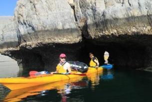 Omán -  Navegando por Arabia. Kayak en los fiordos de Omán - Especial Semana Santa
