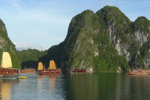Vietnam  -  Poblados del norte, Halong Bay y Delta del Mekong - Salidas de Enero a Junio