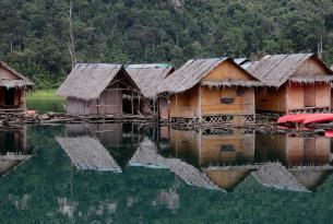 Tailandia -  Bangkok, Safari en Kao Sok y playas de Krabi o isla de Yao Noi - Salidas de Abril a Diciembre