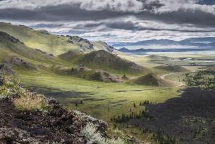 Mongolia -  Desierto de Gobi, Estepa Central y Lago Khovsgol - Salidas en Julio y Agosto