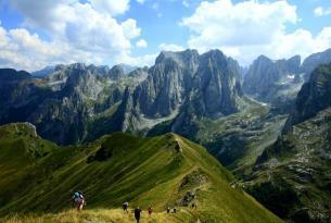Albania: en las cimas de los Balcanes