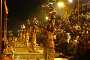 Viaje de lujo por la India: Rajastán, Goa, Benarés y Mumbai