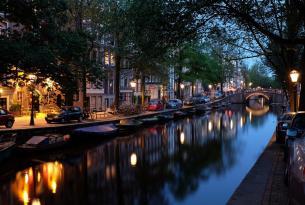 Viaje en Bicicleta. Cicloturismo en Holanda al completo