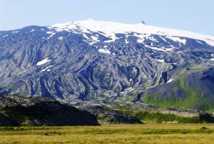 Viaje en bicicleta. Cicloturismo por la Naturaleza de Islandia