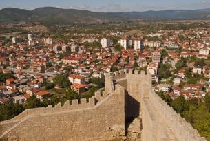 Viaje en Bicicleta. MTB por Jakupitsa y la Macedonia Central.