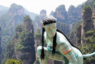 """China esencial y las montañas de """"Avatar"""""""