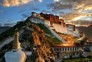 China Esencial y Tibet