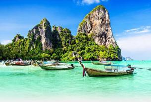 Circuito por Tailandia con días de playa en Phuket