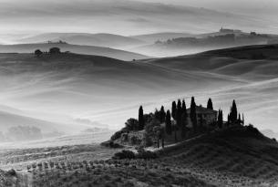 Caminos de Utopía: lo mejor de la Toscana