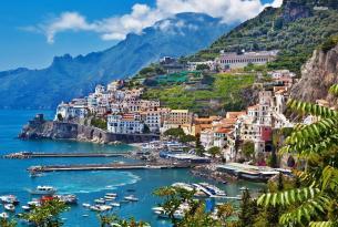 Lo mejor de la Costa Amalfitana: Pompeya, Amalfi, la isla de Capri,...