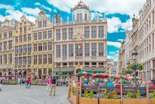 Fin de semana express en Bruselas
