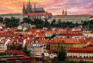 Praga, Bratislava y Budapest con visitas guiadas