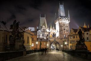 Escapada a Praga (especial puente de noviembre)