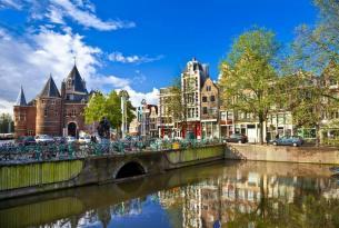 Escapada a Ámsterdam (especial puente de noviembre)