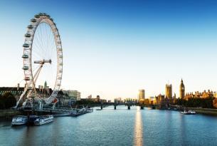 Londres, París y Bruselas: un combinado espectacular