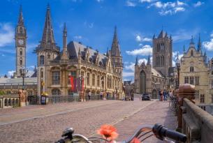 Joyas de Bélgica, Luxemburgo y Holanda