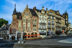 Maravillas de Flandes: Descubriendo Bruselas, Brujas y Gante