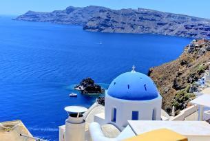 Grecia: descubre Atenas y las islas griegas de Mikonos y Santorini