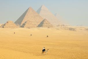 Egipto especial: Pirámides, crucero por el Nilo, Luxor, Karnak, Valle de los Reyes y Aswan