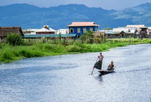 Birmania increíble (recorrido de 6 días)