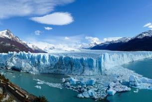 Argentina y sus maravillas naturales (Ushuaia, Perito Moreno, Iguazú, ...)