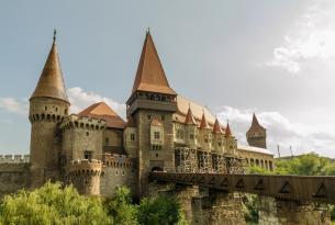 Castillos y fortalezas medievales de Rumanía
