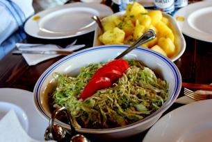 Ruta gastronómica por Rumanía en grupo