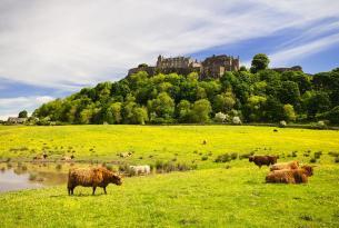 Outlander, la indómita Escocia