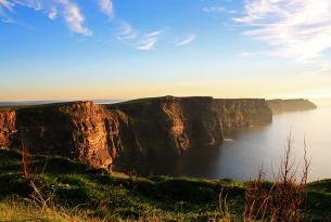 Irlanda a tu aire en coche de alquiler: el Parque Nacional de Wicklow y Glendalough