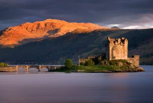 Escocia total en grupo reducido (con Edimburgo, Stirling, el lago Ness, la isla de Skye y más)