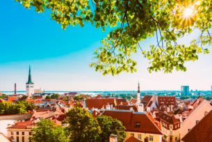 Repúblicas Bálticas: el tour clásico (Lituania, Estonia y Letonia)