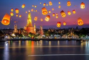 Viaje en grupo a Tailandia: el país de las sonrisas