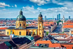 Escapada a los mercadillos navideños alemanes de Baviera (Munich y Nuremberg)