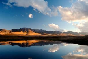 Kirguistan: tierra de nómadas