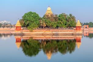 Jadoo: la magia del Sur de la India en grupo