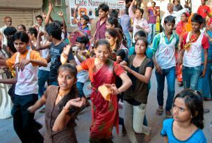 Festival de Holi: La fiesta del color de la India