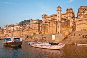 La India de las mil y una caras: palacios y especias