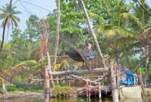 Estampas del sur de la India (Bombay, Goa, Kerala, Mysore, Wayanad, ...)